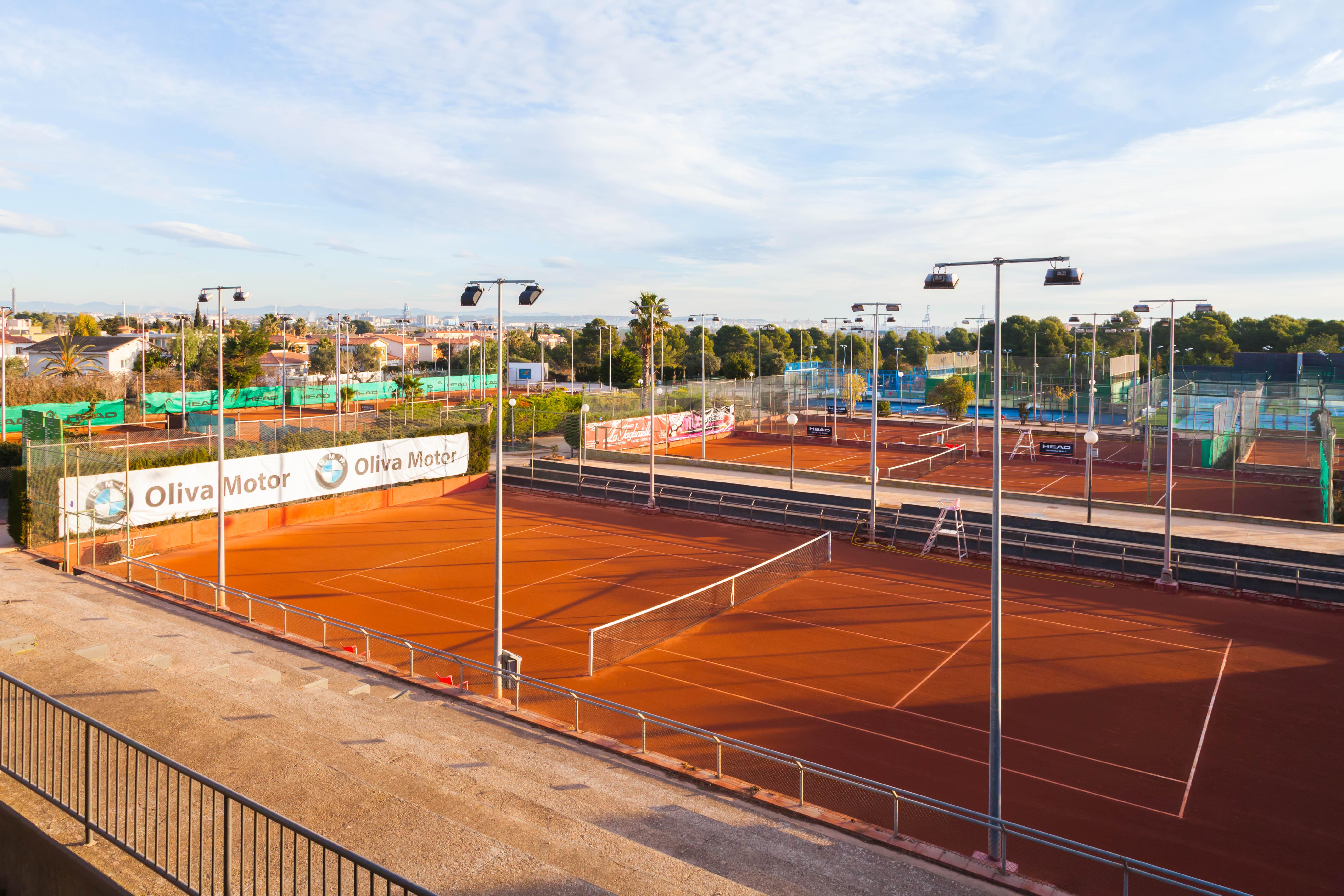 Tennis Salou H2O